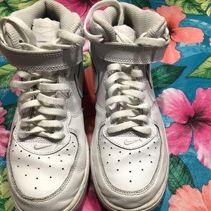 Nike Air Force 1 Sneakers Sz 3Y